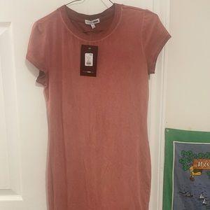 Fashion nova size small dress tie dye
